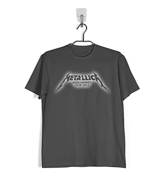 Camiseta Metallica Worldwired Tour 2019 (S)