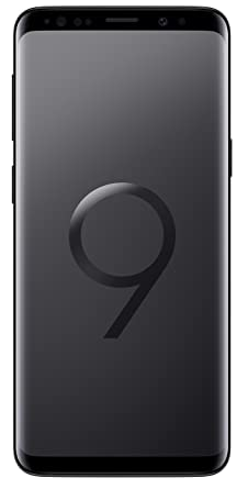 Samsung Galaxy S9 SM-G960F/DS Dual Sim 128GB/4GB - GSM ONLY - Factory  Unlocked International Version - No Warranty in The US (Black)