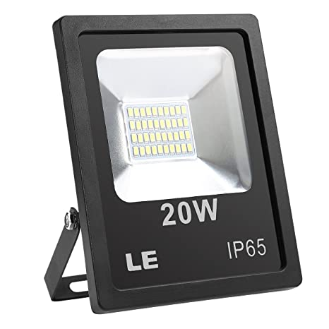 Le 20w 1600lm super bright outdoor led flood light 200w halogen le 20w 1600lm super bright outdoor led flood light 200w halogen bulb equivalent waterproof workwithnaturefo