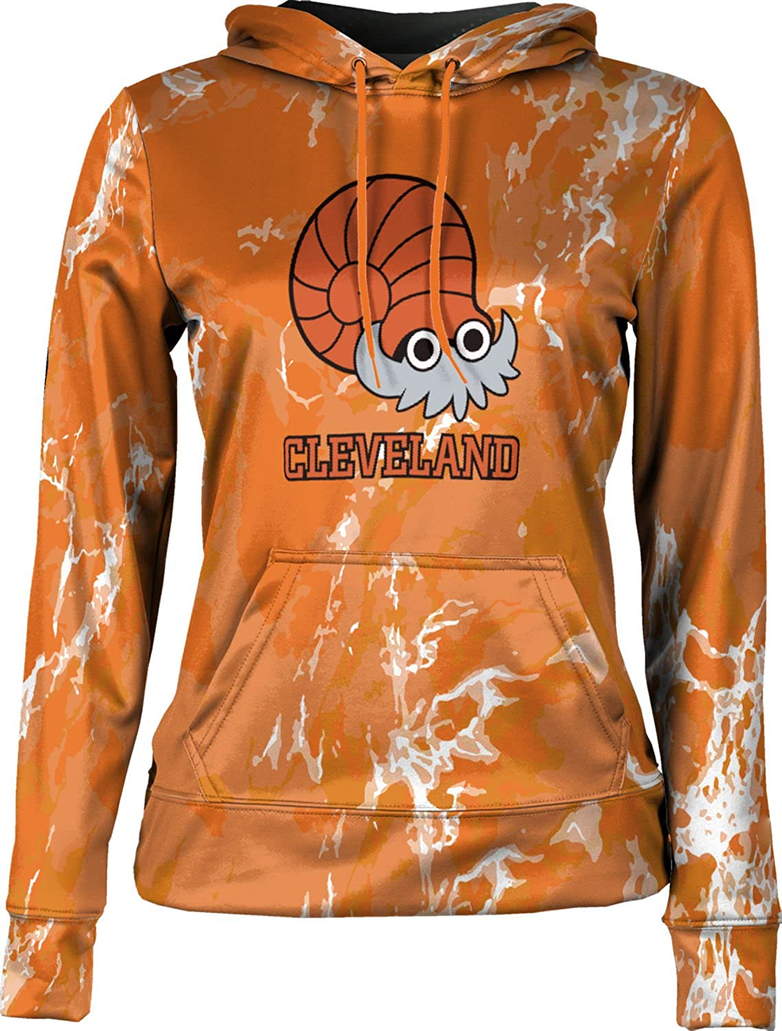 ProSphere Women's Cleveland Pocket Monsters PMFL Marble Pullover Hoodie