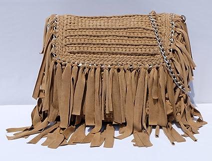 Tutti A Mano Luisa Kit Borsa Mod 4 Crochet Charlotte Tracolla Con