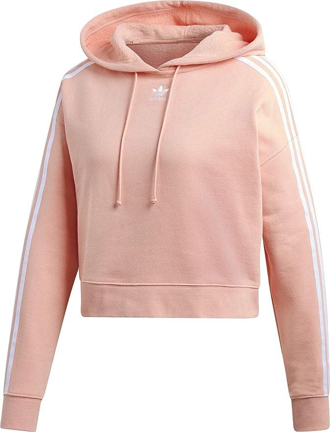 adidas hoodie reißverschluss schwarz pink
