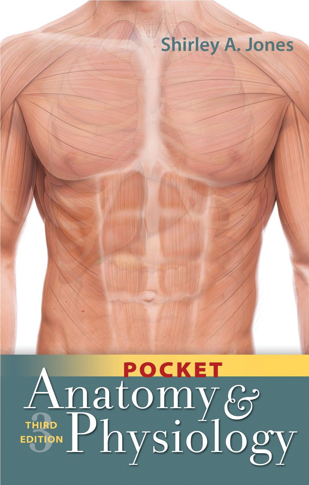 Pocket Anatomy and Physiology: Amazon.co.uk: Shirley A Jones ...