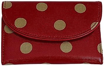 Cath Kidston 728614 - Cartera para Mujer Rojo Frutas del ...