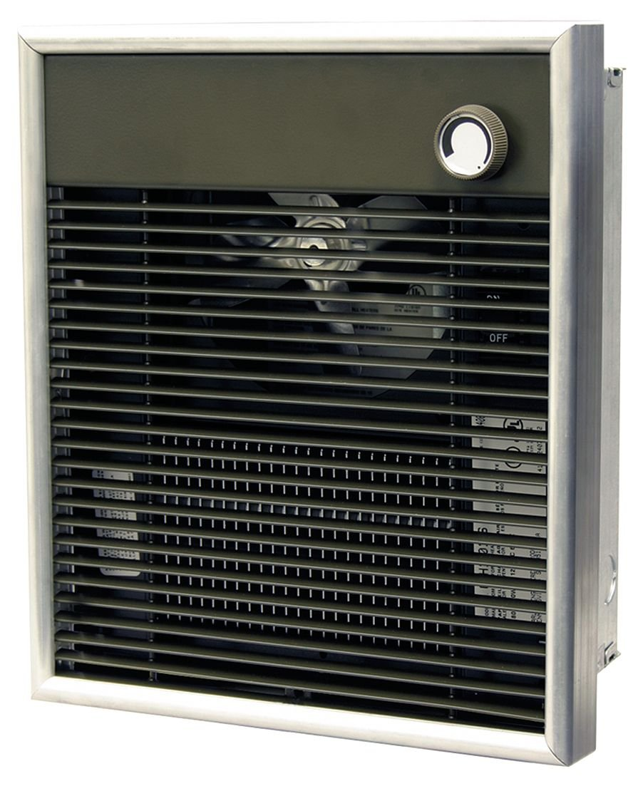 Dayton 2HAC5 Electric Htr, comm, 120V, 1500W, Bronze by Dayton