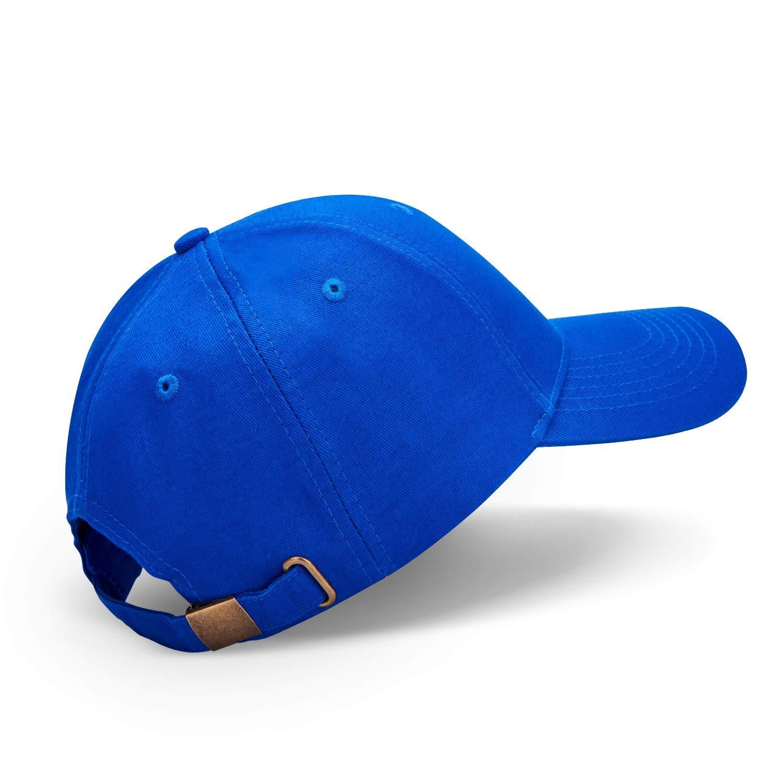 Bwiv Baseball Cap Herren Verstellbar Basecap Luftl/öchern Sonnenschutz Damen Baseballkappe Cap Unisex M/ütze Baumwolle Cappy f/ür Sport Reisen Drau/ßen