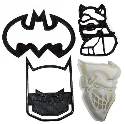 Amazon.com: BATMAN SUPERHEROES AND VILLAINS DC COMICS MOVIE ...