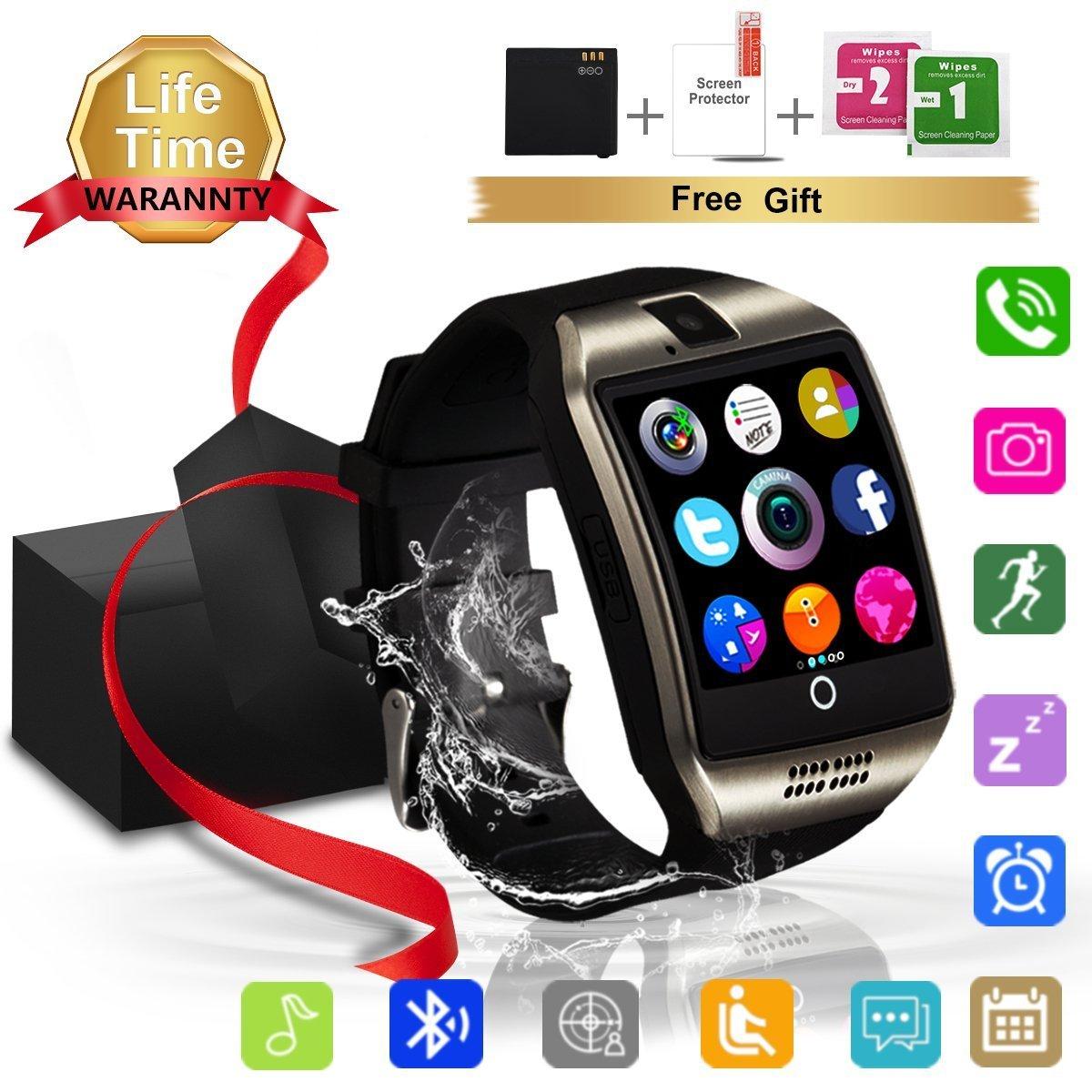 Reloj Inteligente Bluetooth - Kindak: Amazon.es: Electrónica