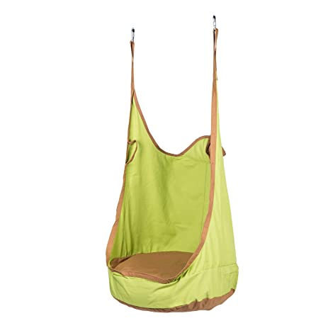 CO Z Kids Pod Swing Child Hanging Chair Indoor Kid Hammock Seat Pod Nook (