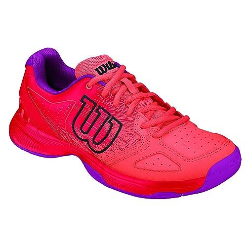 Wilson Kaos Comp Jr, Zapatillas de Tenis Unisex niños: Amazon.es: Zapatos y complementos