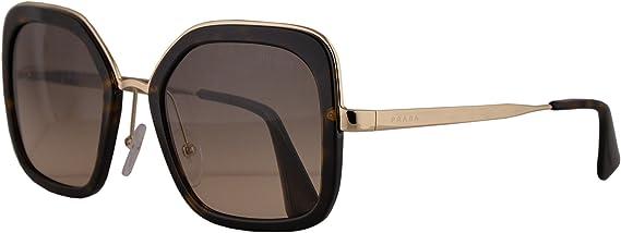 construcción naval ganso creer  Prada PR57US Havana - Gafas de sol con lentes de 54 mm, color gris  degradado 2AU3D0 SPR57U PR 57US SPR 57U: Amazon.es: Ropa y accesorios