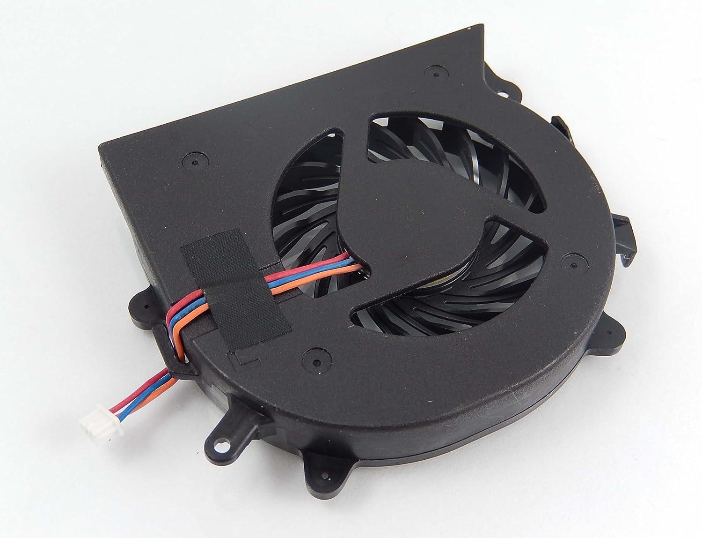 vhbw Ventilador CPU/GPU con Clavija 3-Pin Compatible con Sony Vaio VPC-EA1S1E, VPCEA1S1E Notebook, portátil
