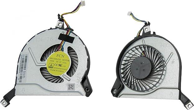 Ventilador CPU Cooler Fan HP 15-P 767776-001 773382-001 763700-001 ...