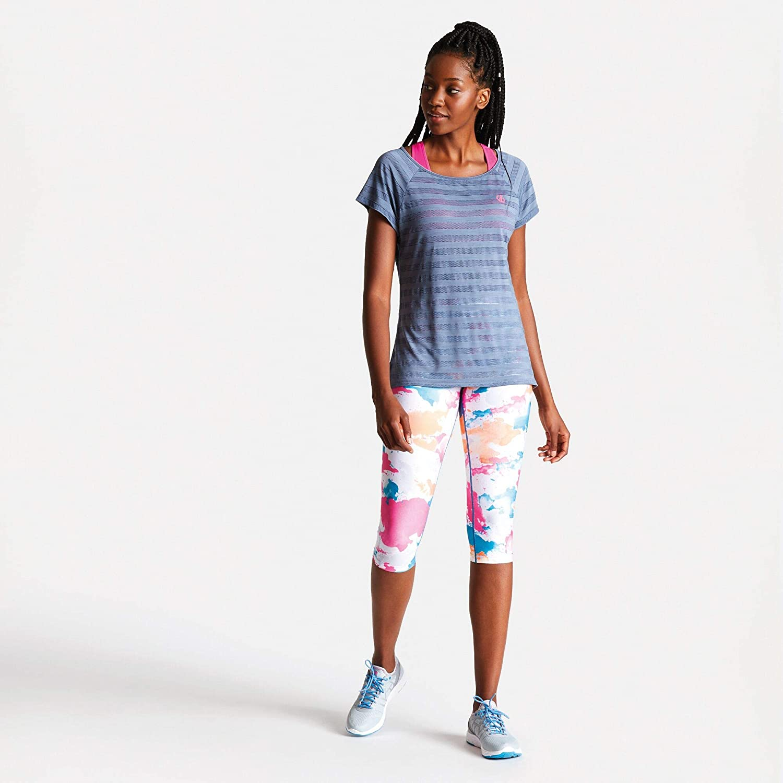 Dare 2b Womens Efficiency Lightweight Quick Drying Active T-Shirt
