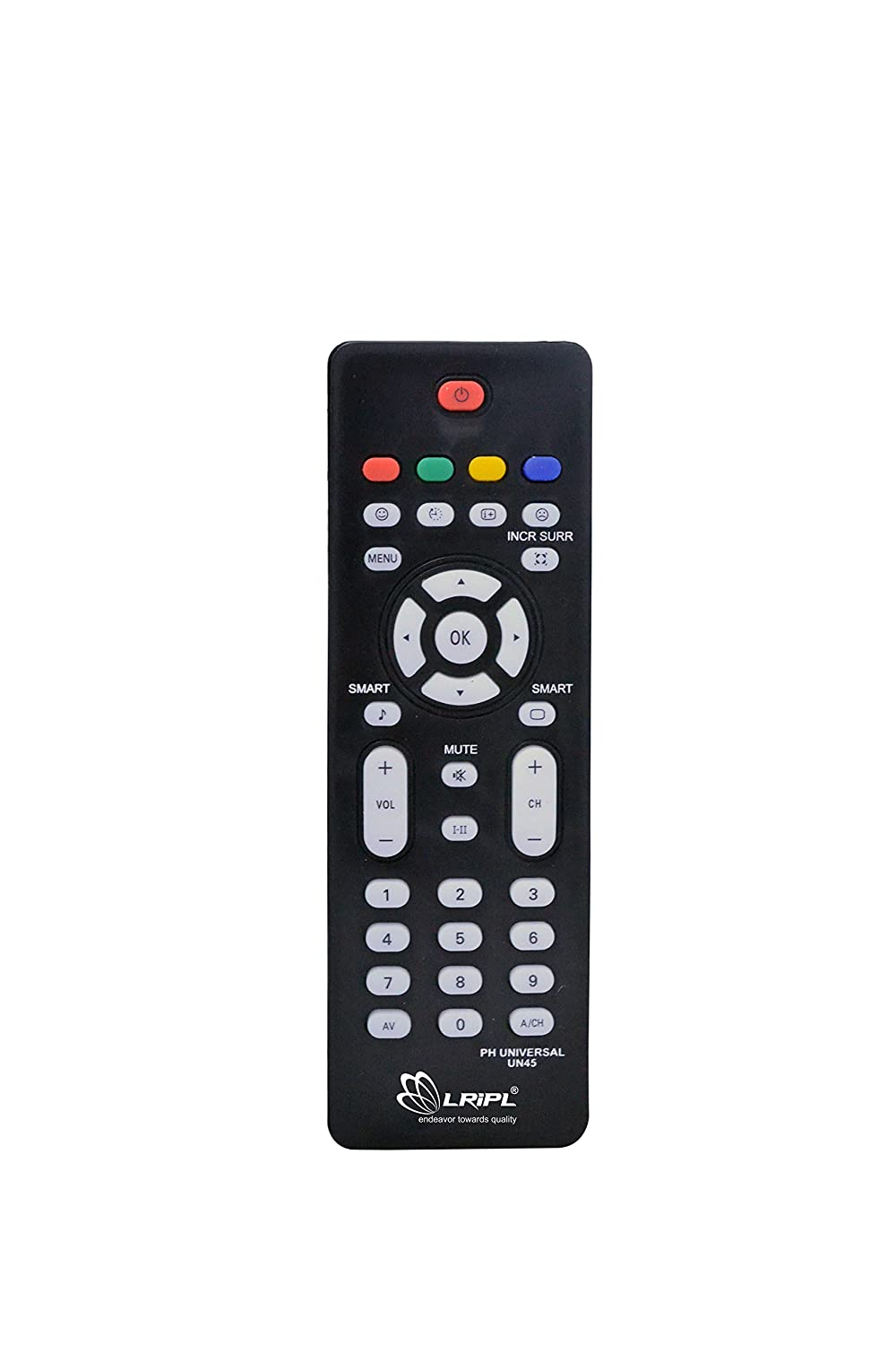 LRIPL Universal Remote Controller (For Phili..