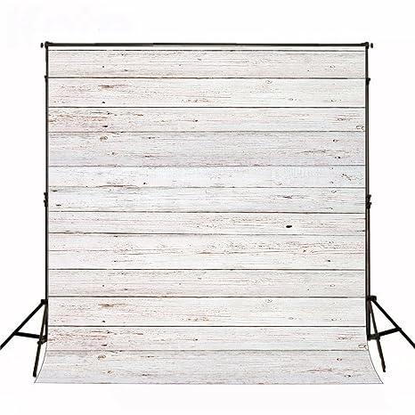 Katehome Photostudios 2x3m Legno Fotografia Sfondo Sfondo Bianco