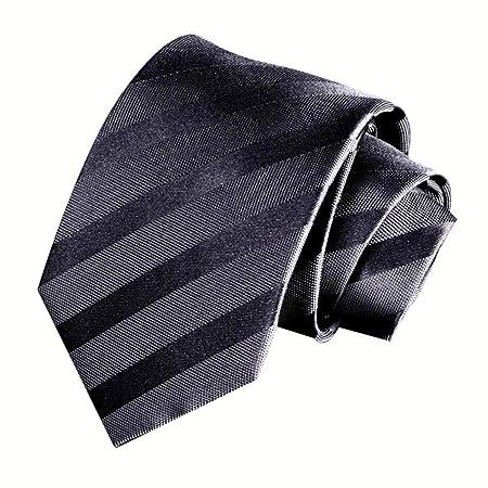 SHIZHESHOP Corbata de los Hombres de Negocios de Seda Corbata del ...