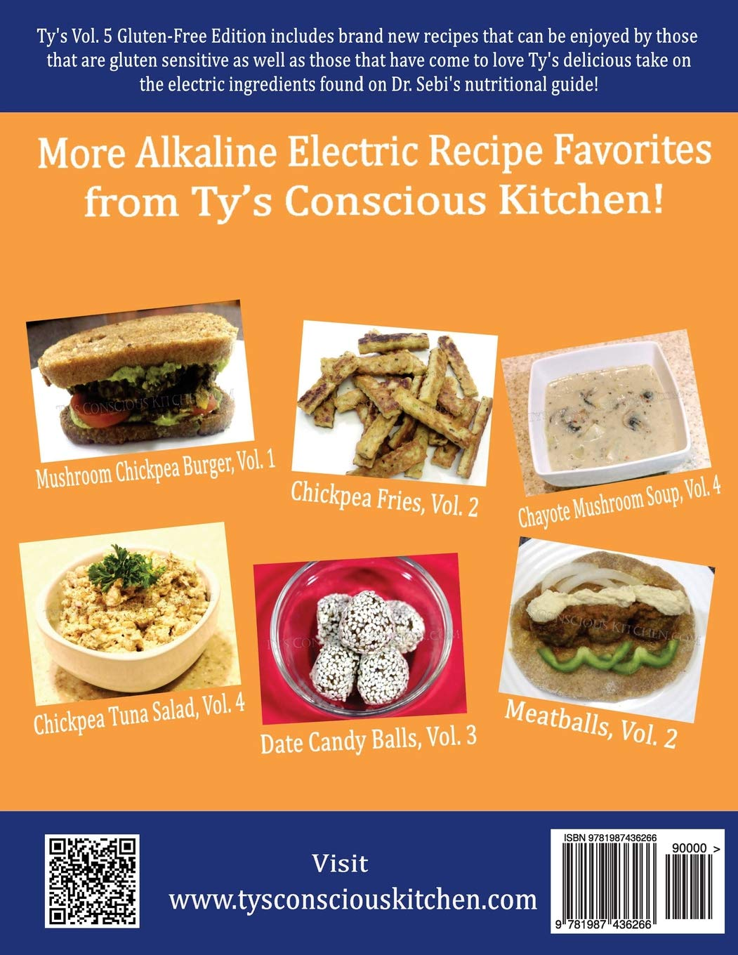 Amazon fr - Alkaline Electric Recipes From Ty's Conscious
