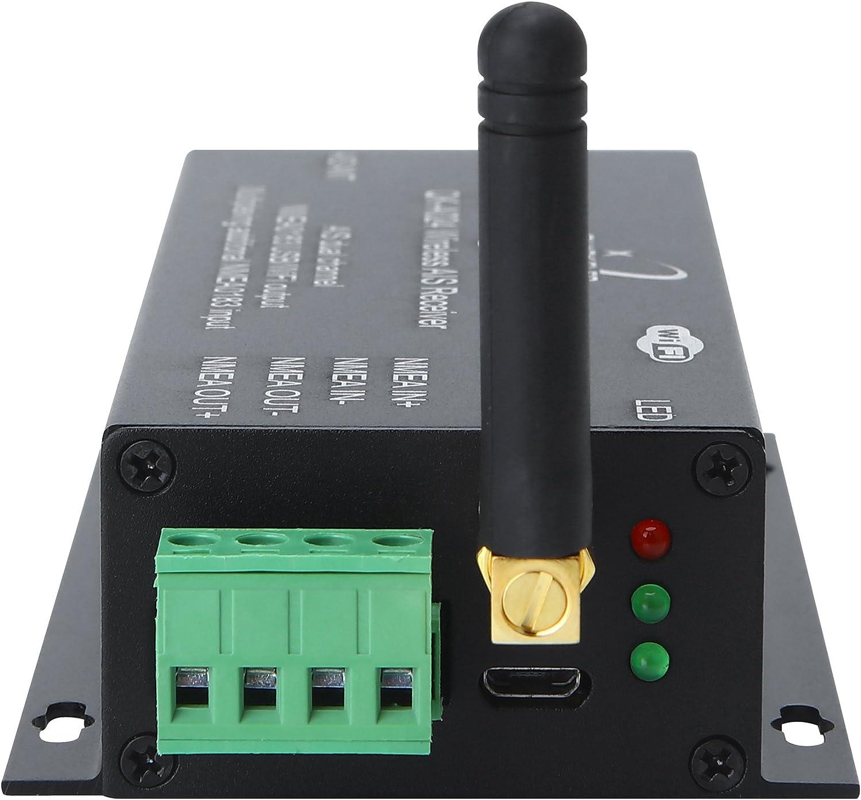 qk-a024 inalámbrico receptor AIS -- UK vendedor: Amazon.es: Electrónica