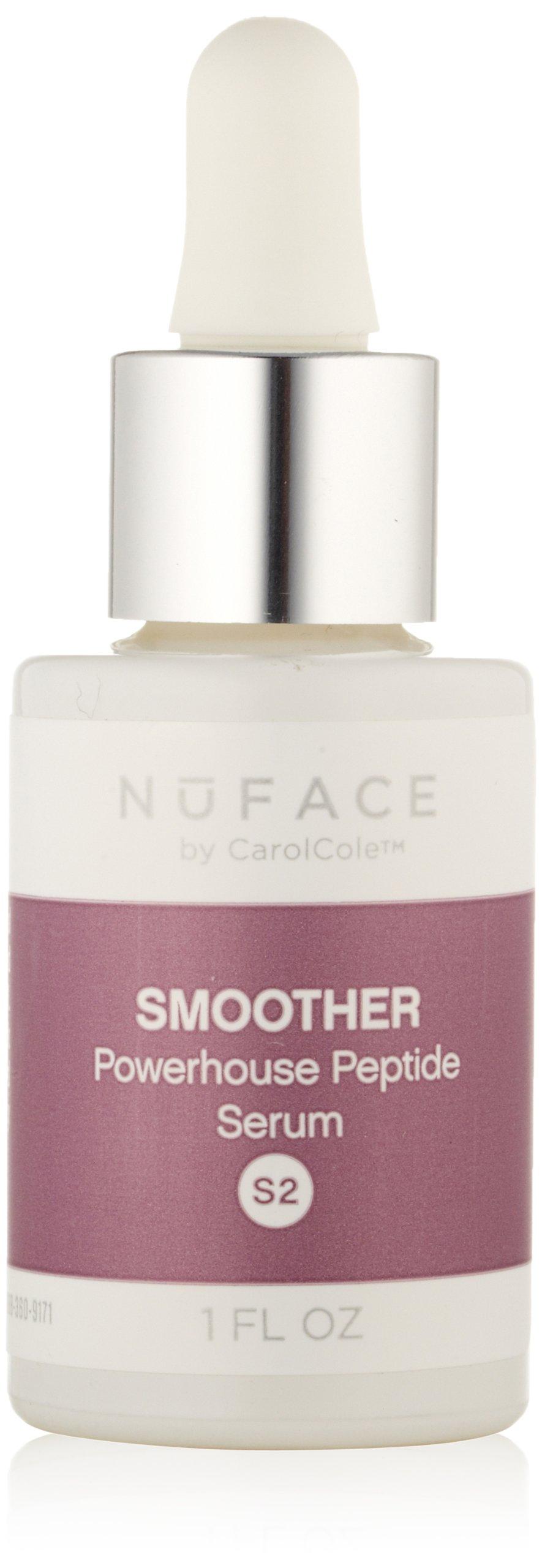 NuFACE Smoother Powerhouse Peptide Serum, 1 fl. oz.
