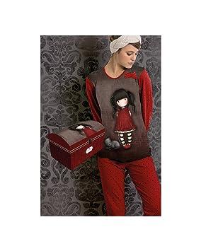 Pijama NIÑA Gorjuss Invierno con Baúl – Ruby TALLA 6