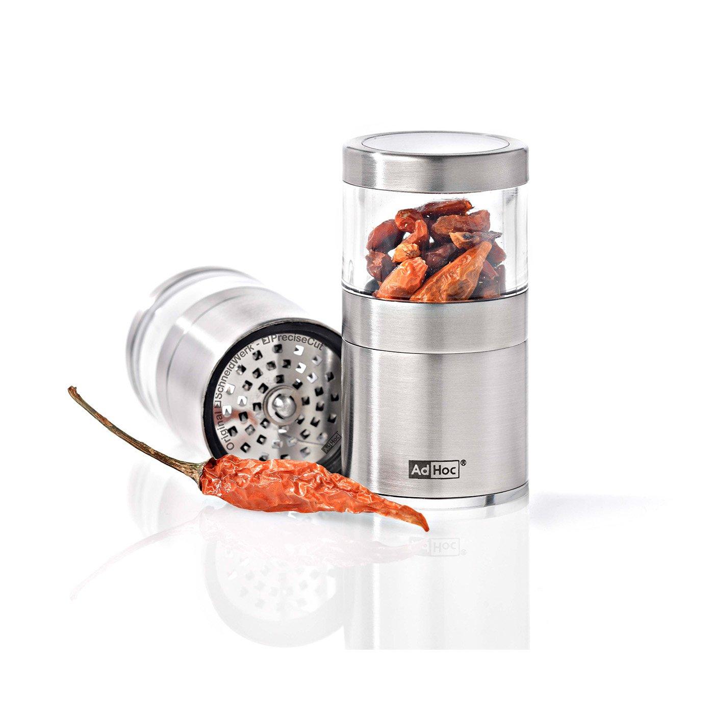 AdHoc Voyage 1.5 Inch Mini Chili and Herb Cutter