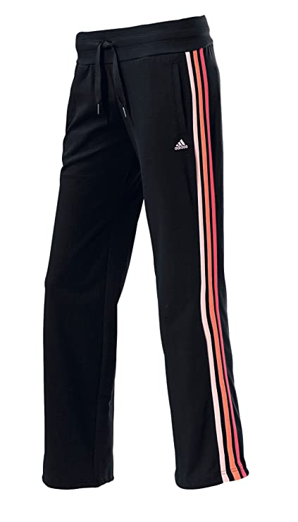 51f46f7e9d2113 Adidas Damen Jogginghose Essentials 3S Knit