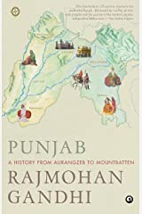 Punjab: A History from Aurangzeb to Mountbatten Paperback