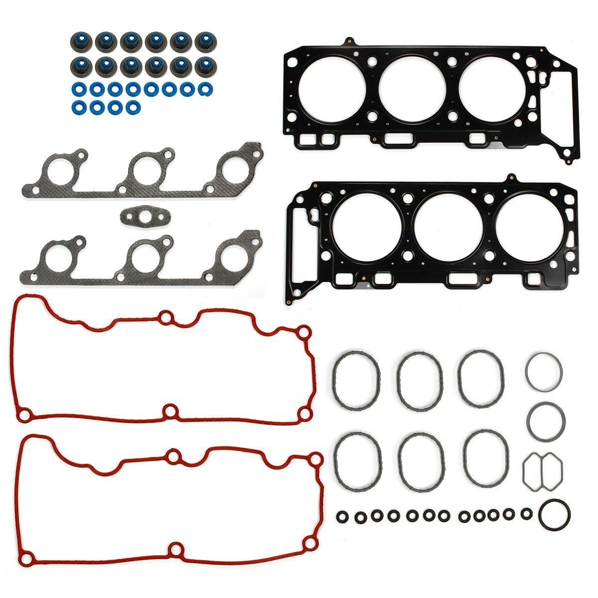 Cylinder Head Gasket Set HS9293PT-2 Fits for 2000-2003 Ford Explorer Ranger Mazda 4.0 VIN E K Vincos