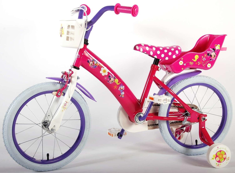 Volare Disney Minnie Bow-Tique 16 Kinderrad