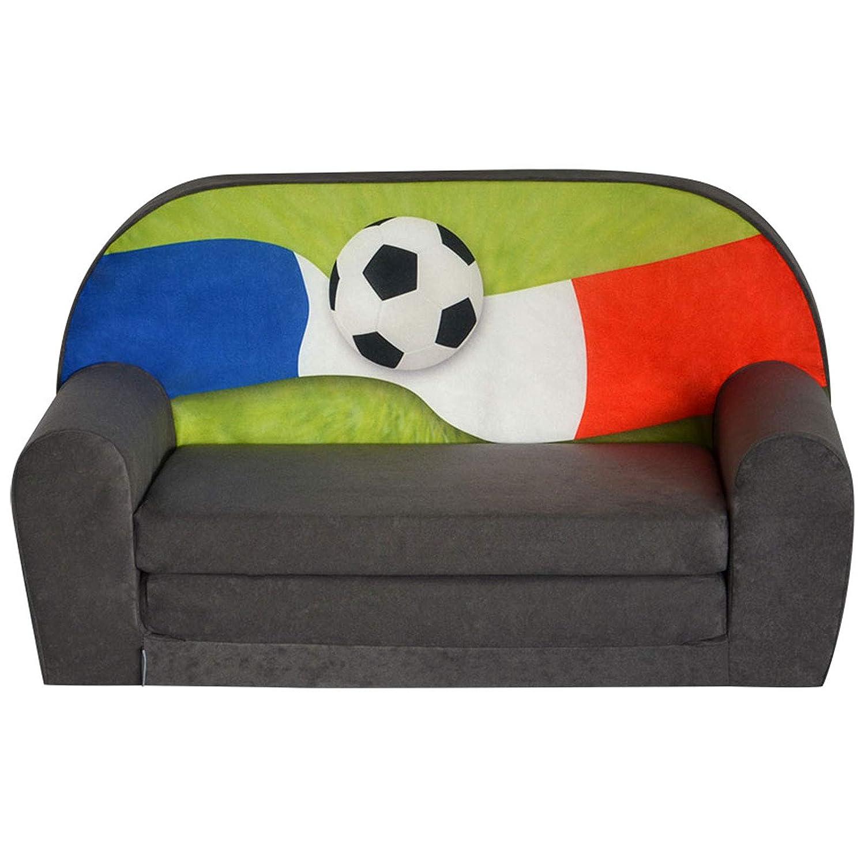 Fortisline Mini-canapé Enfant Sofa Fan de Foot Motif Fan Zone FR W386_18