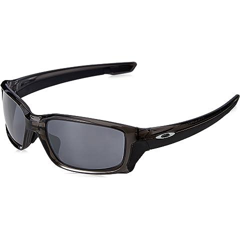 10df57af68 Amazon.com  Oakley Men s Straightlink Rectangular Sunglasses