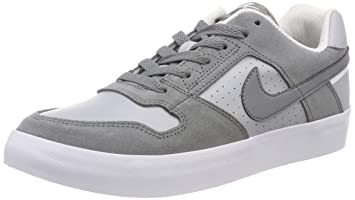 quality design e6275 6e944 Nike SB Delta Force Vulc Chaussures de skateboard - Homme - Gris (Cool Grey