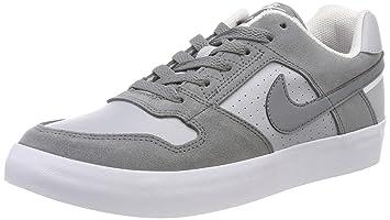 quality design a5773 84437 Nike SB Delta Force Vulc Chaussures de skateboard - Homme - Gris (Cool Grey