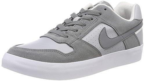 Nike Mens SB Delta Force Vulc Skate, Zapatillas de Skateboard para Hombre, Gris Cool