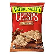 Nature Valley Crisps, Cinnamon Snack Bar, 120 Count