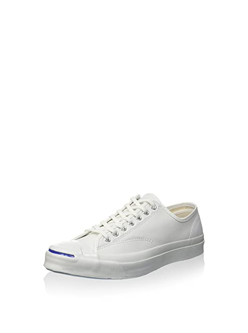 0651850e6b6f Converse Jack Purcell Signature Low Top Sneakers 147564C White 11 D(M) US