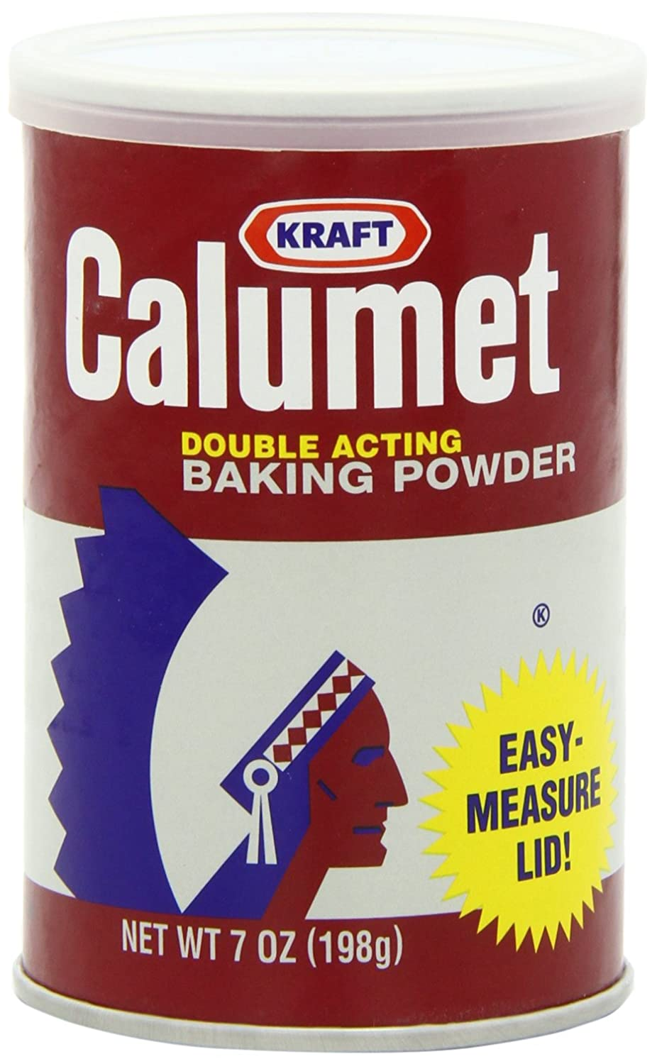 amazon com calumet baking powder 7 ounce cans pack of 24