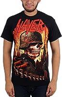 Slayer - Herren-Invasion T-Shirt in Schwarz