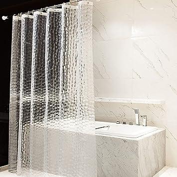 otraki badvorhänge venster 180 x 180 cm PEVA Waterdicht gordijn ...