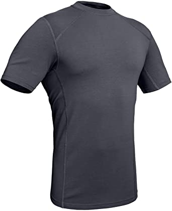be8bd9d22 281Z Military Stretch Cotton Underwear T-Shirt - Tactical Hiking Outdoor -  Punisher Combat Line