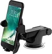 iOttie Easy One Touch 2 Car Mount Holder Universal Phone Compatible with IPhone XS Max R 8/8 Plus 7 7 Plus 6s Plus 6s 6 SE Sa