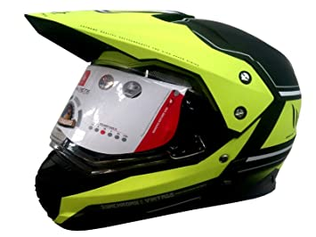 CASCO DE MOTO OFF ROAD MT SYNCHRONY DUO SPORT VINTAGE MATT (L)