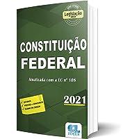 Constituição Federal - Série Legislação 2021 - 3A. Edição
