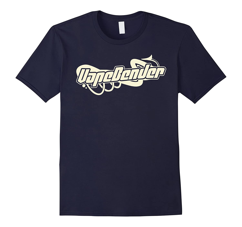 VapeBender Vape T-Shirt Funny Vaping and E Cig Tee Shirt-CD