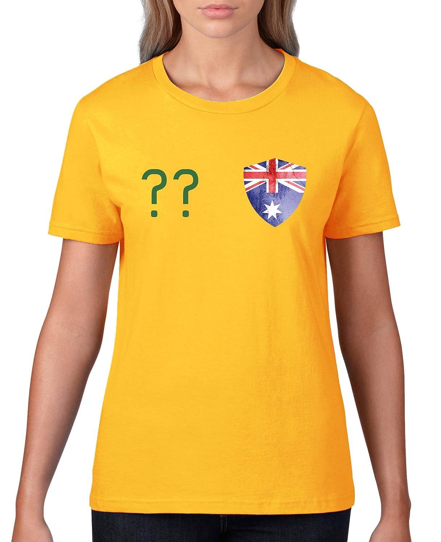 Mujer de fútbol Camiseta de imprimibles - Grabado de nombre ...