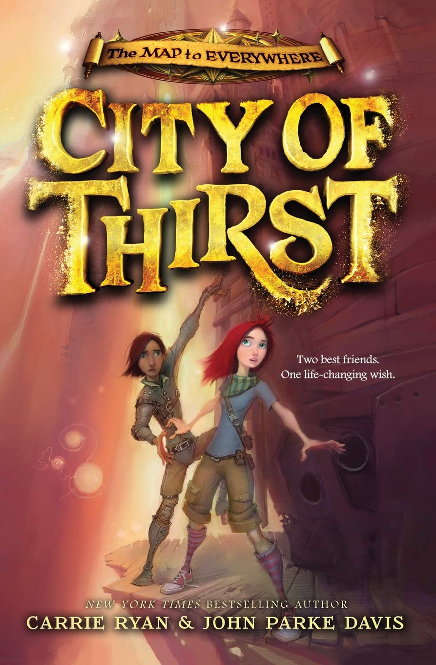 City of Thirst (The Map to Everywhere) pdf epub
