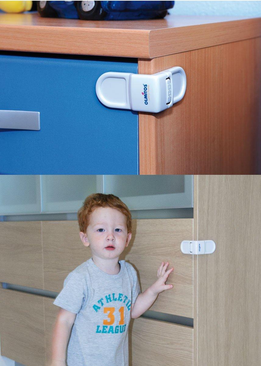 Producto de seguridad para beb/és Olmitos Cierre Seguridad Angulo