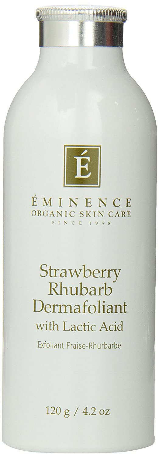 Eminence Strawberry Rhubarb Dermafoliant, 4.2 Ounce Fab Products EM-2237