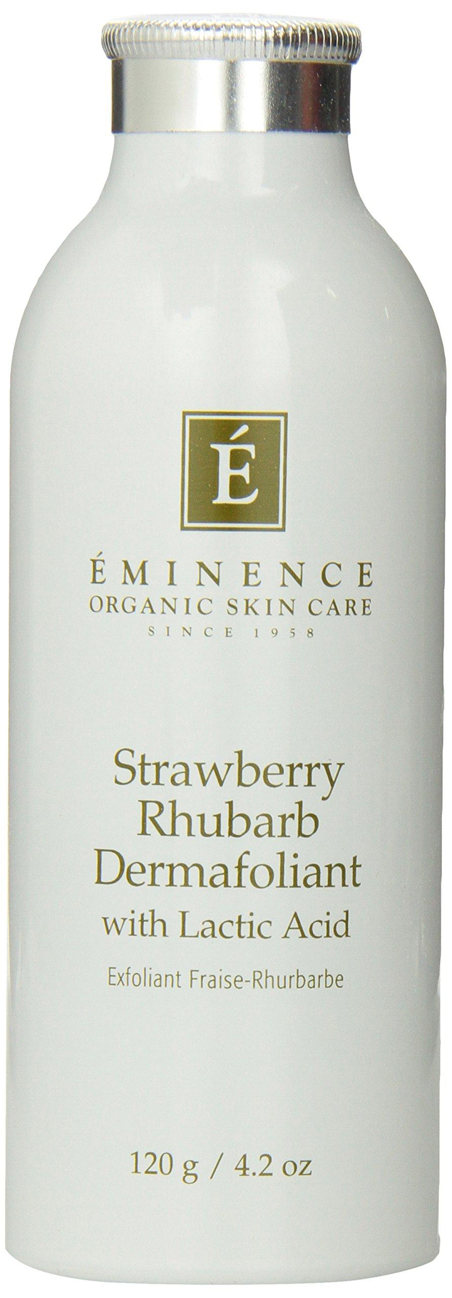 Eminence Strawberry Rhubarb Dermafoliant, 4.2 Ounce by Eminence Organic Skincare